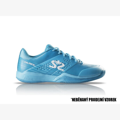 TESTDAY SALMING Viper 5 Padel Women Blue/Petrol 5,5 UK SAMPLE