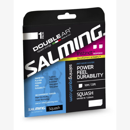 SALMING Instinct String Black Single 10m