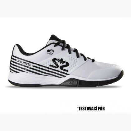 TestDay SALMING Viper 5 Shoe Men White/Black 12 UK