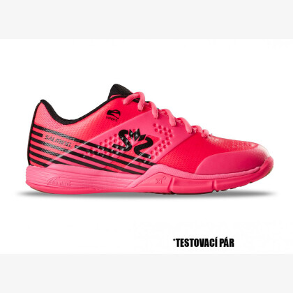 TestDay SALMING Viper 5 Shoe Women Pink/Black 5 UK