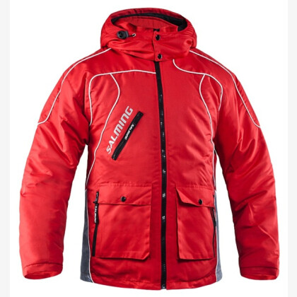 SALMING Boberg Thermo Jacket, Red