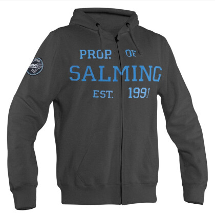 SALMING Property Of Salming Zip Hood Grey