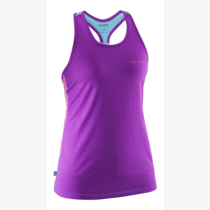 SALMING Run T-Back Tanktop Wmn Purple