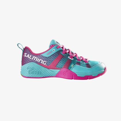 SALMING Kobra Women Turquoise/Pink