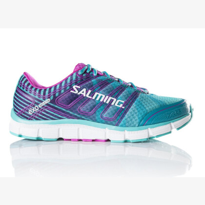SALMING Miles Shoe Women Ceramic Green/Azalea Pink