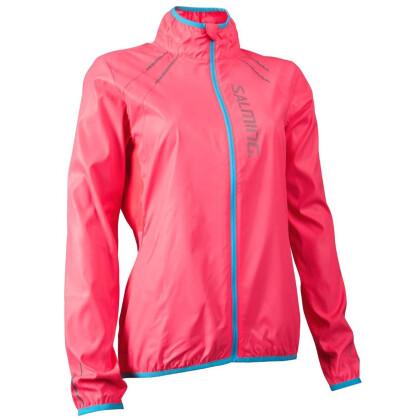 SALMING Ultralite Jacket 2.0 Women Coral