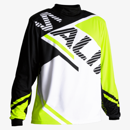 SALMING Atilla Jersey SR Yellow/Black