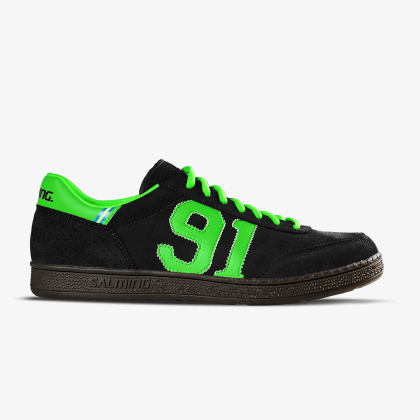 SALMING NinetyOne Black/Green