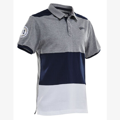 SALMING Evergreen Polo Grey Melange
