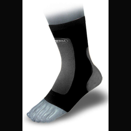 ORTEMA X-foot FRONT&BACK black
