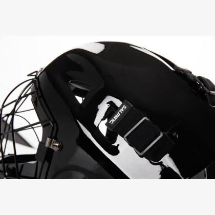 SALMING CarbonX Helmet Straps+Buckles Black