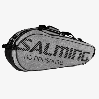 SALMING Tour 9R Racket Bag Grey Melange