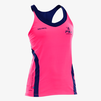 SALMING PSA Tank Top Wmn Knockout Pink