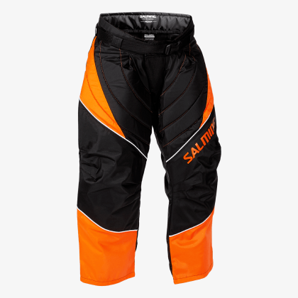 SALMING Atlas Pant JR Orange/Black