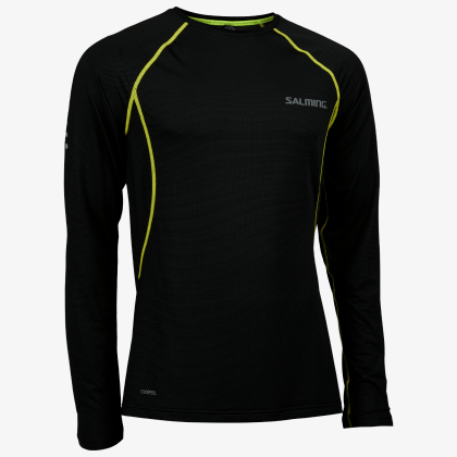 SALMING Run Balance LS Tee Men Black