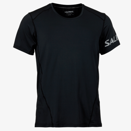 SALMING Run Laser Tee Men Black