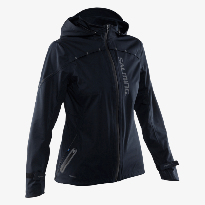 SALMING Run Abisko Rain Jacket Women Black