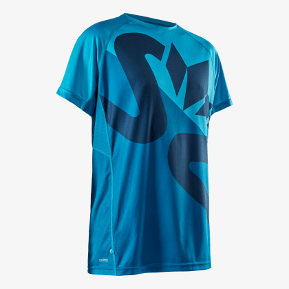 SALMING Run Race Air Tee Men Petrol/Blue