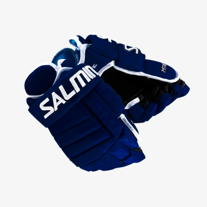 SALMING Glove MTRX 21 Navy Blue