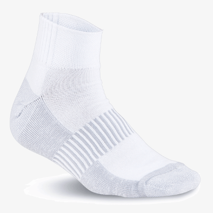 SALMING Running Sock White