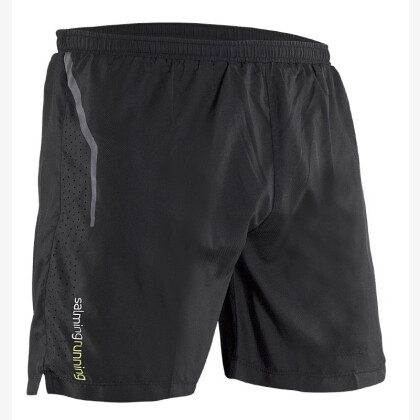 SALMING Run Shorts Men Black