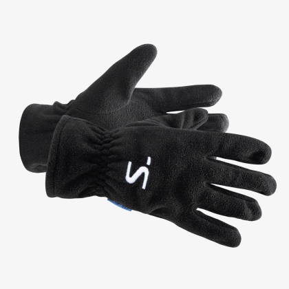 SALMING Running Fleece Gloves Black