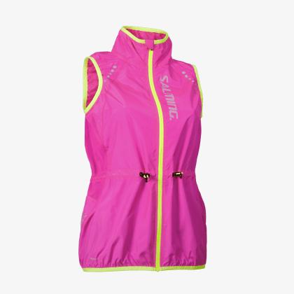 SALMING Skyline Vest Women Pink