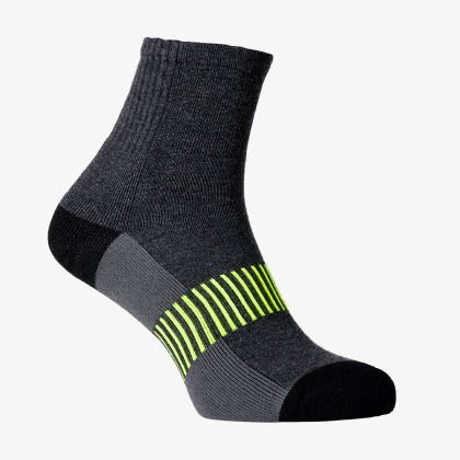 SALMING Run Wool Sock 2.0 Dark Grey