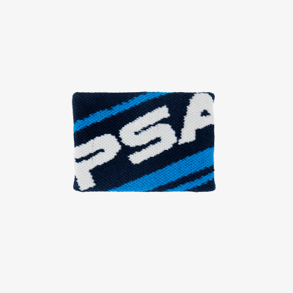 SALMING PSA Wristband Mid 2.0 Navy Blue