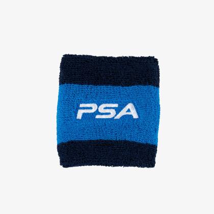 SALMING PSA Wristband Short 2.0 Navy/Blue