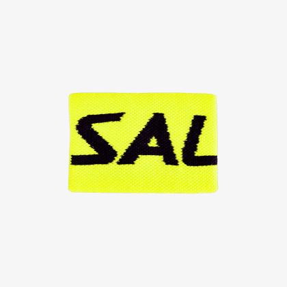 SALMING Wristband Mid Yellow/Black