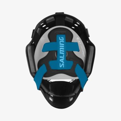 SALMING Elite Helmet Straps+Buckles Black