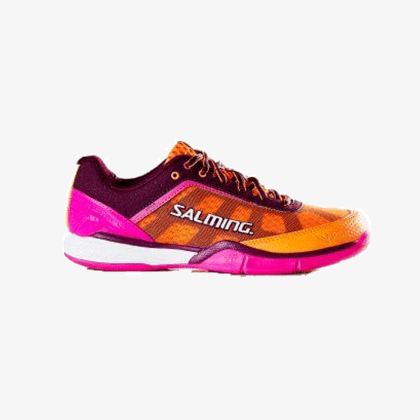 SALMING Viper 4 Women Purple/Orange