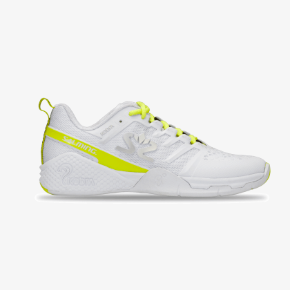 SALMING Kobra 3 Shoe Women White/Fluo Green