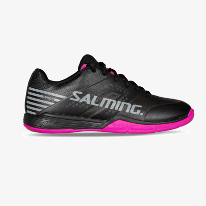 SALMING Viper 5 Women Shoe Black/Pink Jewel