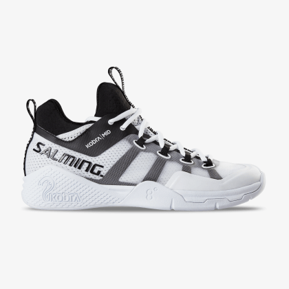 TestDay SALMING Kobra Mid 2 Shoe Men White/Black