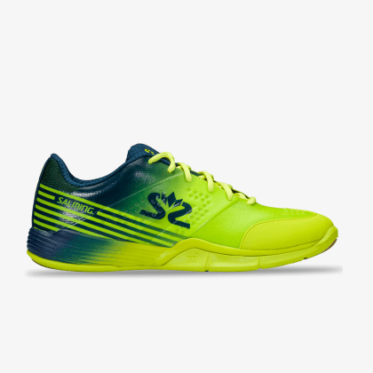 TestDay SALMING Viper 5 Shoe Men Fluo Green/Navy