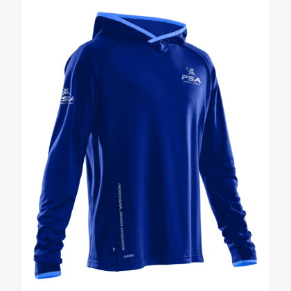 SALMING PSA Lightweight Hood Blue