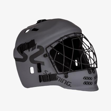 SALMING Core Helmet JR Dark Grey